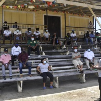 COOMACKA UNITED FC WELCOME GFF FOR HISTORIC VISIT