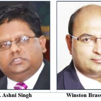 CHARGES AGAINST ASHNI SINGH, WINSTON BRASSINGTON WITHDRAWN